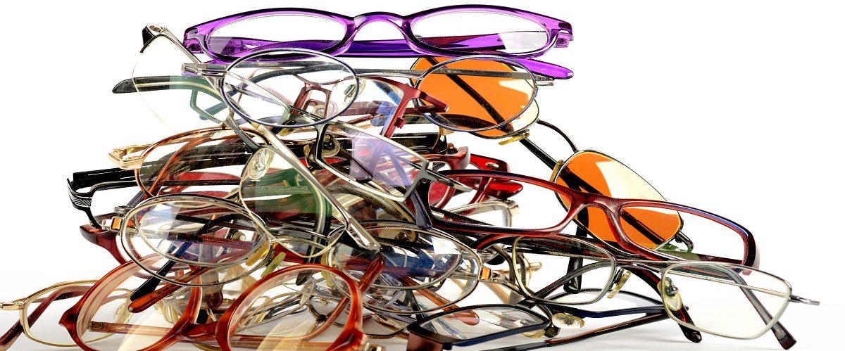 6e363eb0a O que fazer com suas armações antigas? - Guia de Óculos